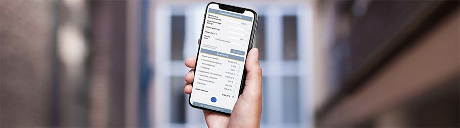 Calculateur en ligne de Calconi